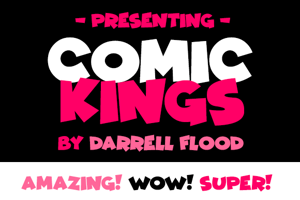 Comic Kings