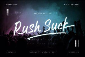 Rush suck