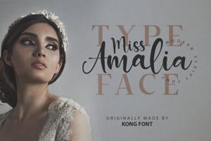 Miss Amalia