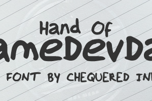 Hand Of GameDevDan