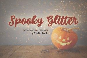 Spooky Glitter