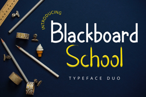 Blackboard School