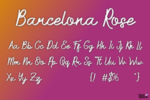 Barcelona Rose