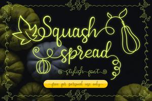 Squash Spread