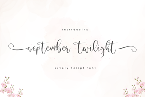 September Twilight
