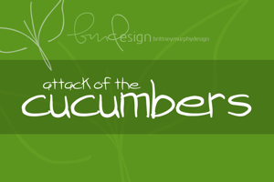 attack of the cucumbers