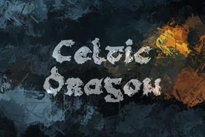 c Celtic Dragon