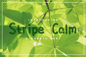 Stripe Calm