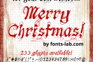 fonts-lab Symphony_demo