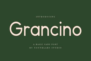 Grancino Font