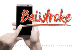 Balistroke