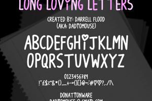 Long Loving Letters