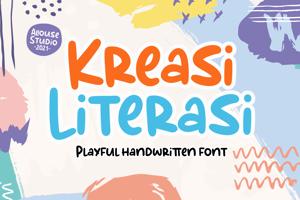 Kreasi Literasi