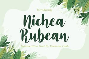 Nichea Rubean