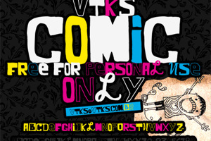 VTKS COMIC