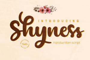 Shyness Personal