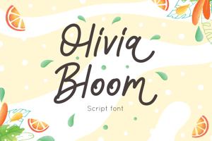 Olivia Bloom