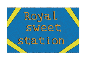 Royal sweet station
