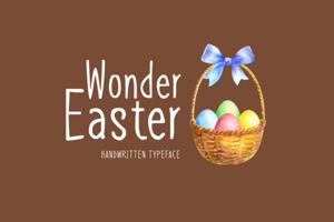 Wonder Easter
