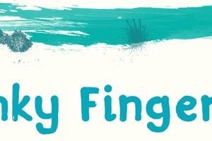 DK Inky Fingers