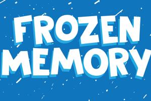 DK Frozen Memory