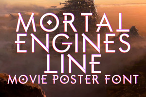 Mortal Engines Line