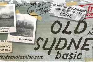 OLD SYDNEY_DEMO