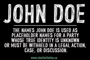 CF John Doe