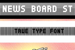 News Board St
