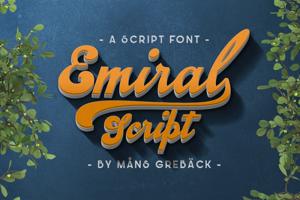Emiral Script