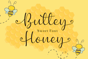 Buttey Honey
