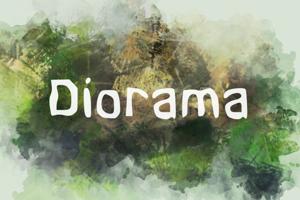 d Diorama