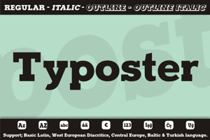 Typoster