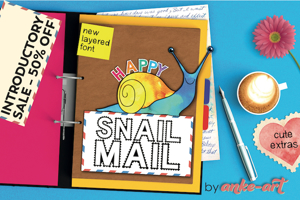 Happy Snail Mail DEMO