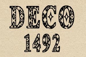 CF Deco 1492