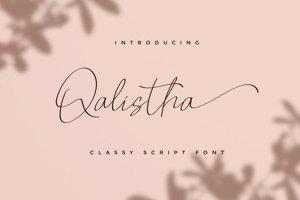 Qalistha