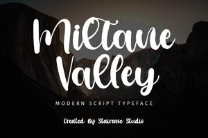 Miltane Valley