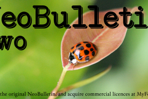 NeoBulletin Two