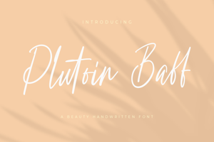 Plutoin Baff