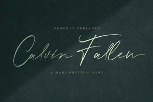 Calvin Fallen