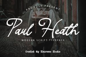 Paul Heath