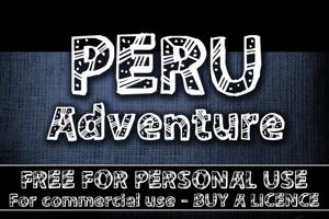 CF Peru Adventure