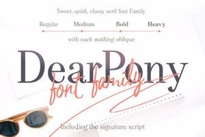 Dear Pony