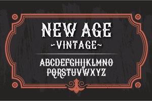 New Age Vintage