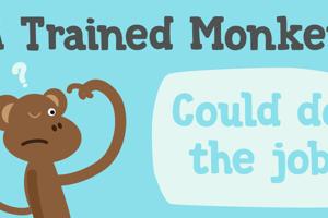 DK Trained Monkey