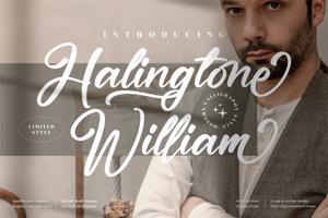 Halingtone William