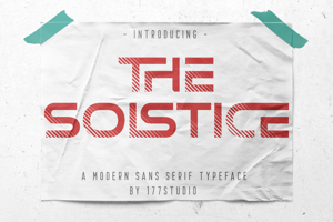 THE SOLSTICE