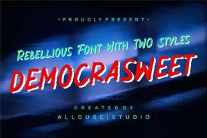 Democrasweet
