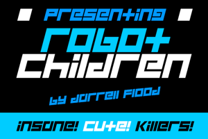 Robot Children