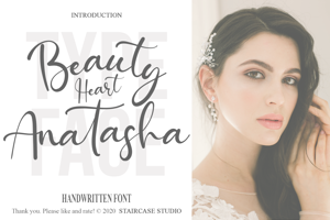Beauty Heart Anatasha